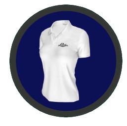 Camisa polo mujer